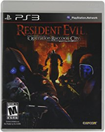 PS3: RESIDENT EVIL: OPERATION RACCOON CITY LIMITED EDITION (BOX)